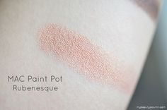 MAC Paint Pot Rubenesque Swatch