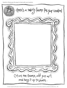 dot day art projects Classroom Guide: The Dot and Ish by Peter H. Peter Reynolds, The Dot Book, International Dot Day, Art Worksheets, Freebies, Kindergarten Art, Preschool Art, Beginning Of The School Year, Art Lessons Elementary
