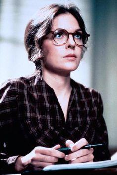 Diane Keaton in 'Looking for Mr. Goodbar', 1977.