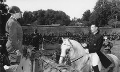 In April 1945, the heroic efforts of the 42nd Squadron of the United States Army's 2nd Cavalry were responsible for the rescue and ultimate preservation of the Lipizzan breed. The rescue of the horses was conducted under the orders of General George S. Patton and was carried out under the direct command of Colonel Charles H. Reed.