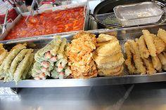 Korean street food must try!