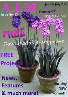 Free AIM online magazine