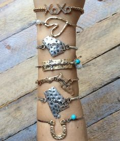 Vintage Gypsy inspired bracelets and necklaces! Lots of cute styles for Valentines Day gifts or to treat yourself! Quick ship!