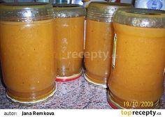 Džem z dýně a jablek recept - TopRecepty.cz