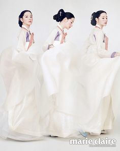 Eye Candy : Lee Young Ae for Marie Claire
