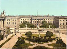 Berlin Humboldt-Universität a 1895-1900