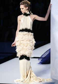 Chanel Couture Fall 2009 I Want To Get Married In This Dress