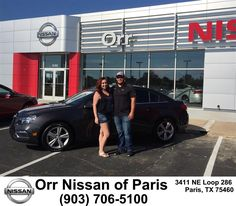 Nick was beyond helpful! He went above and beyond to help me find my car. He was wonderful & I would definitely buy from him again! -Megan Vinyard, Tuesday 9/6/2016 http://www.parisnissan.com/?utm_source=Flickr&utm_medium=DMaxxPhoto&utm_campaign=DeliveryMaxx