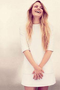 Sarah Jeanne Labrosse - Recherche Google Perfect People, Beautiful People, Britt Robertson, Jeanne, Recherche Google, Idole, Street Style, Hair, Clothes