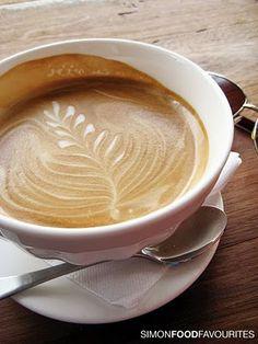#TeaCollection cafe au lait