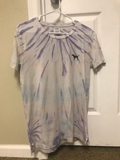 0a77a778 My Vs pink campus tie-dye tee by Pink. Size XS / 2 for