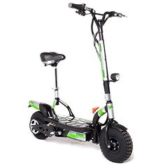 Uber Scoot Cruzz 36 Volt 1000W Electric Scooter Powerboard Off Road Ride on C166