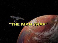 Star Trek Season 1 Episode 1 - The Man Trap (8 Sep. 1966)