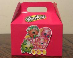 Shopkins favor de cajas por NiftyKreations1 en Etsy