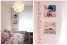 Tableaux enfants: décoration chambre d'enfant et bébé - Déco enfants - Le petit monde de zoé