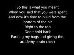 ▶ It's Time - Imagine Dragons Lyric Video - YouTube