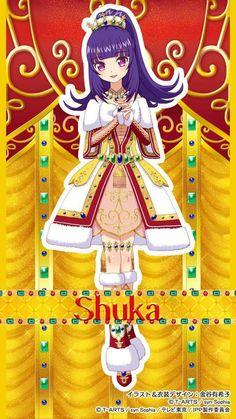Happy birthday Shuuka!!