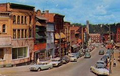 Vandergrift, circa 1952.  It was a great town to grow up as a kid in the 70's.  Little Italy for sure.