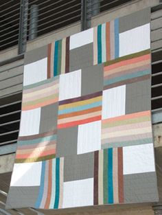 Easy-Cut Quilts with a Modern Twist by Laurel Albright | Landauer Publishing