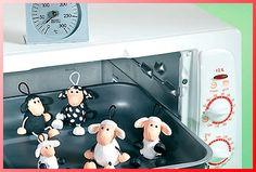 fimo-sheeps