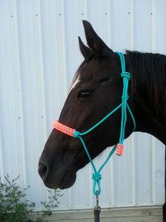 Rope Horse Halter