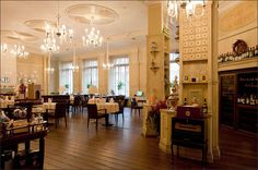 La Maison restaurant, well-known for its Old Russian and Classic French cuisine and good wine list. Picture: La Maison