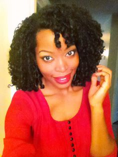 Crochet braids/ natural hair protective style @msnaturallymary