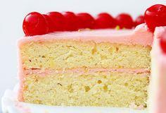 cherry limeade cake ~ http://iambaker.net