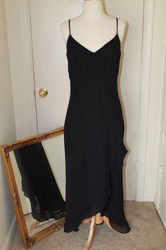 Alyn Paige Black Dress size 7/8 #AlynPaige #EmpireWaist #Formal