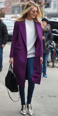 Как правильно стилизовать трендовые весенние пальто