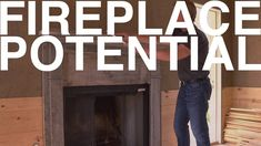 Fireplace Potential | Day 101 | The Garden Home Challenge With P. Allen ...