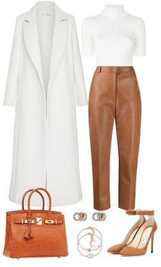 Minimal Fashion, Work Fashion, Fashion Looks, Fashion Outfits, Classy Outfits, Stylish Outfits, Mode Turban, Outing Outfit, Look Formal
