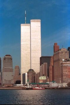 World Trade Center The Twin Towers