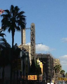Glitterati Private Tours: The Pantages Theatre, Broadway L.A., currently showcasing the stage performance of The Lion King. http://glitteratitours.com/