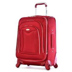 Olympia Luxe 21 Inch Carry-On, Red, One Size Olympia http://www.amazon.com/dp/B00IAZAW9G/ref=cm_sw_r_pi_dp_D0Lzvb0Q8FEY0