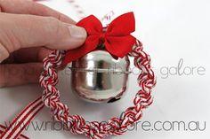 mini wreaths decorations intructions