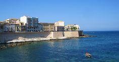 Pontos turísticos em Siracusa #viajar #viagem #itália #italy