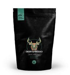 Káva Deer'spresso 200g