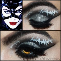 Catwoman Eyes