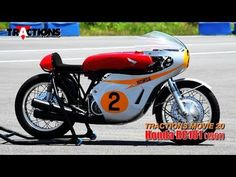 Honda RC181 [1967] - TRACTIONS MOVIE 20