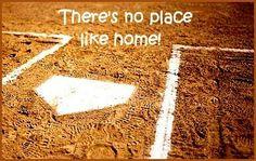 No place like home!!