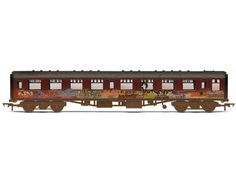 The BR Mk1 Coach - Heavily Weathered, Graffiti is part of the Hornby Coaches range and accurately recreates the real life coach in stunning detail.
