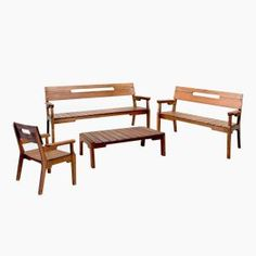 Laguna Cabana Barnwood Pergola with 3-Piece Cedar Patio Conversation Deep Seating Set with Sunbeam Indigo Cushions Patio Furniture Sets, Colorful Furniture, Outdoor Seating, Outdoor Chairs, Wicker Dining Set, Coffee Table Dimensions, Brown Cushions, Wood Patio, Land Scape