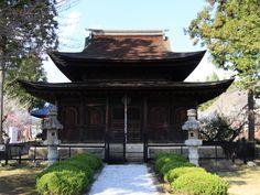 National Treasure Suzushirotera-国宝 清白寺