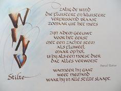 Windstilte  Elly R.