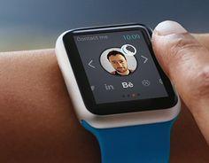 "Check out new work on my @Behance portfolio: ""octavdesign.com Apple Watch"" http://on.be.net/1LQ0q4B #watch #webdesign #ios #app #apple"