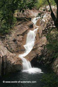Araluen Falls (Araluen Cascades)  Eungella National Park, Queensland, Australia South Australia, Queensland Australia, Central Coast, South Wales, Finch Hatton, Brisbane, Airlie Beach, New South, Tasmania