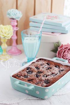 El blog de Megasilvita.com: Brownie de chocolate negro con Oreos