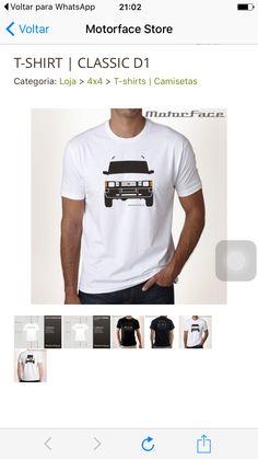 D1 - Whit Tshirt - Masc