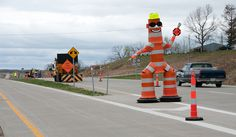 Missouri's Work Zone Safety Tips Driving Safety, Car Guide, Safety Training, Safety Tips, Handle, Construction, Woman, Ideas, Building